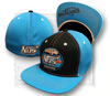 Blue & Black Fitted NOS Hat