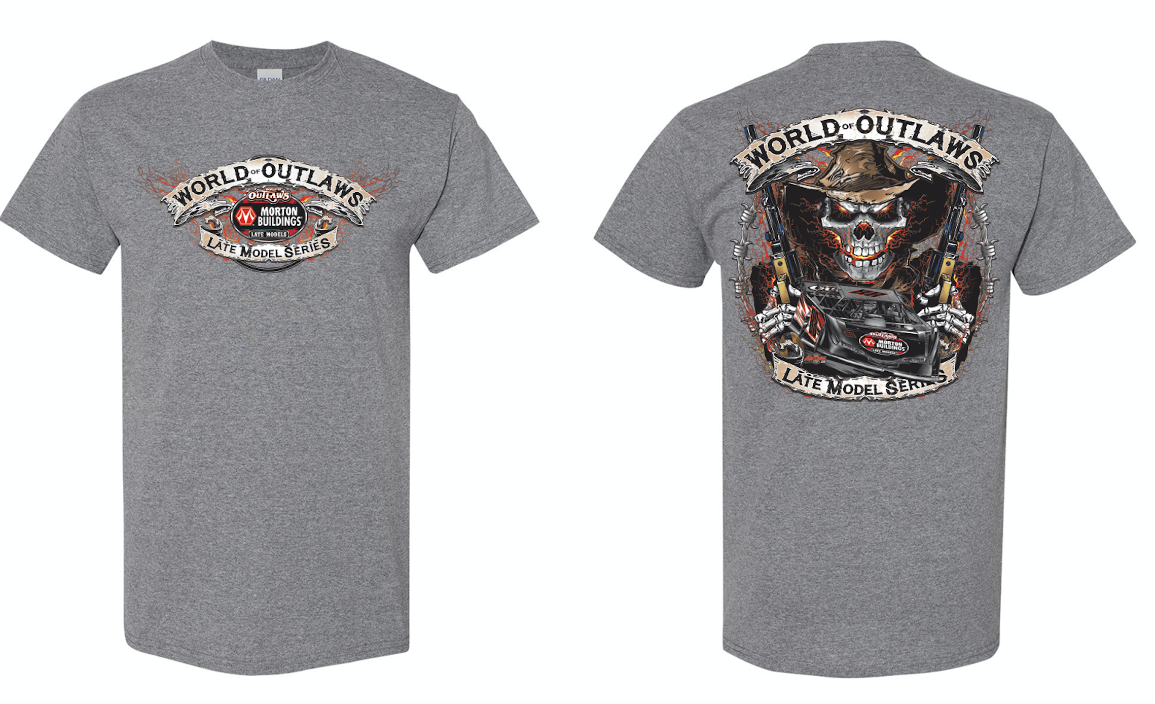 LM Electric Cowboy Graphite Heather