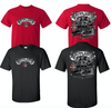 LM Shotgun Tee Black or Red