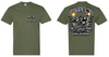 SC Guns Blazing Military Green