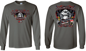 LM 2 Gunz Long Sleeve Charcoal