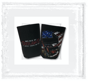 Sprint Car America Koozie