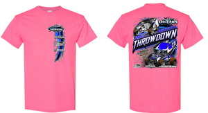 Bristol Throwdown LC Tee Pink