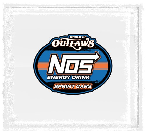NOS Small Decal