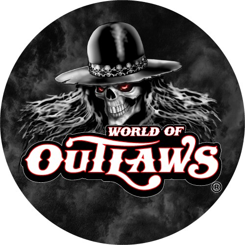 World of Outlaws Pop Socket