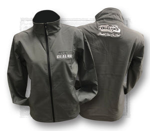 Ladies Charcoal Jacket