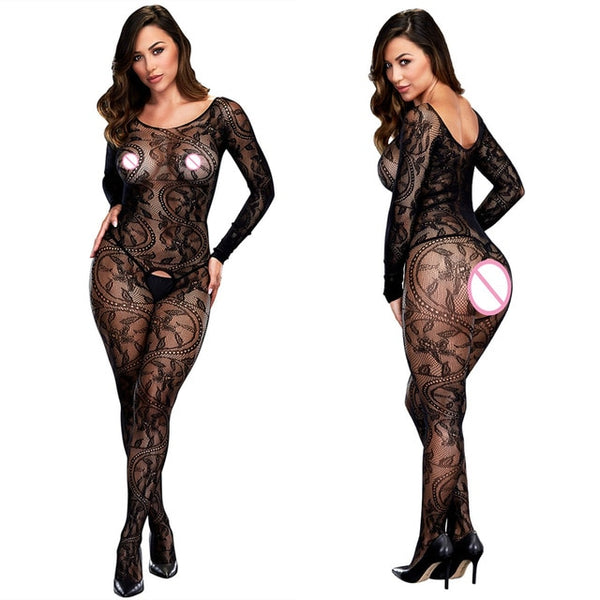 New Sexy Lingerie Porno Erotic Langerie Sexy Underwear Lenceria Femenina Transparent Plus Size Women Lingerie Sexy Costumes