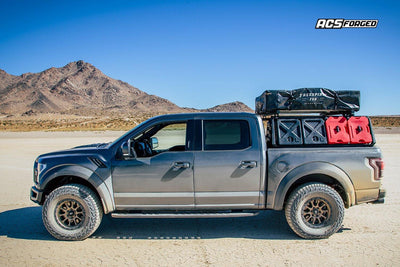 Ford Active Cargo System - Forged - Bighorn Overland