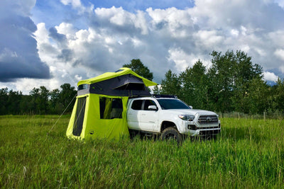 Ponderosa Constellation (3-4 Person) Roof Top Tent - Bighorn Overland