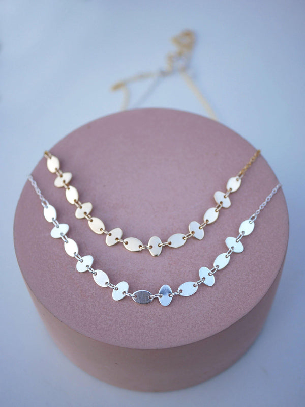 Mini Ellipse Necklace - Emily Warden Designs