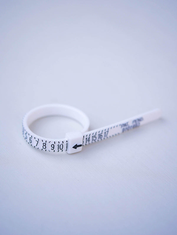 Ring Sizer - Emily Warden Designs