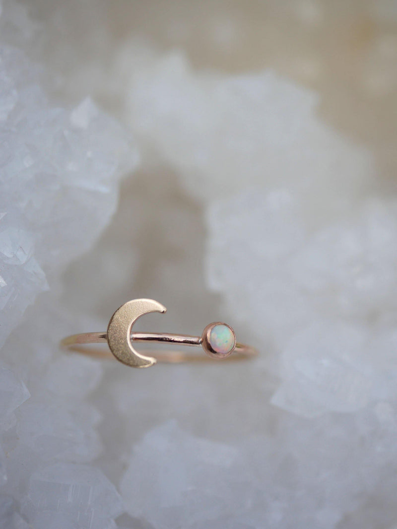 Opal Moon Stack - Emily Warden Designs Site