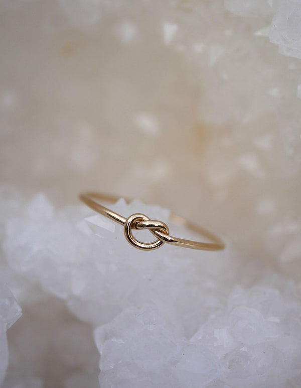 Knot Ring - Emily Warden Designs Site
