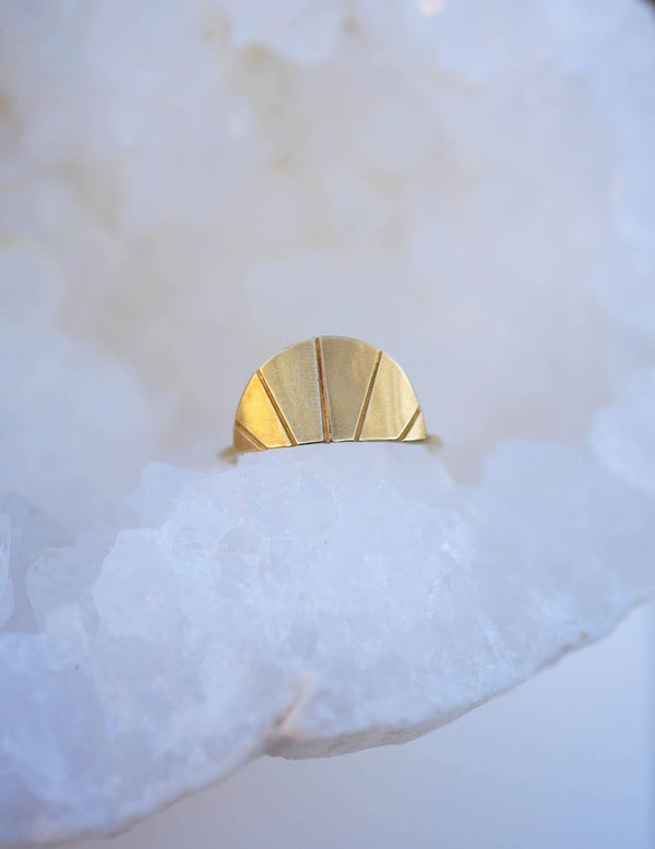 Deco Ring - Emily Warden Designs Site