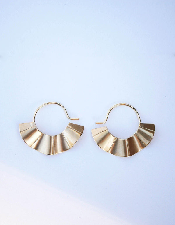 Mini Folded Fans - Emily Warden Designs Site
