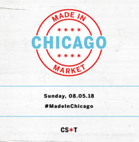 Made in Chicago Market August 5th!