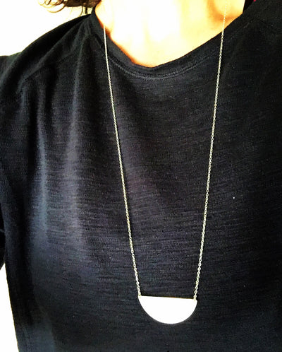 Thirds Necklace