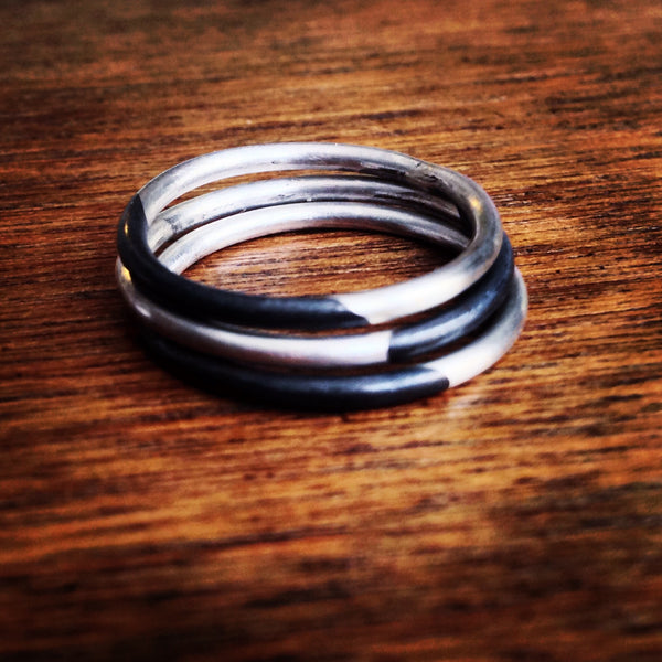 Painted Stacking Ring