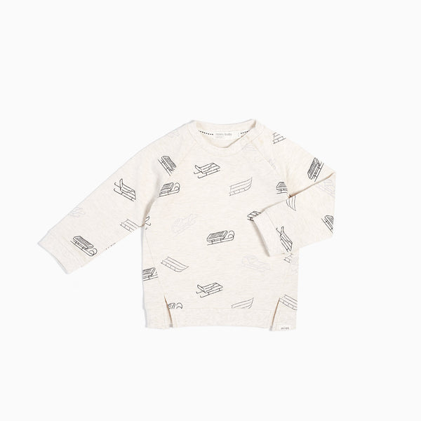 Baby Sleds Sweater