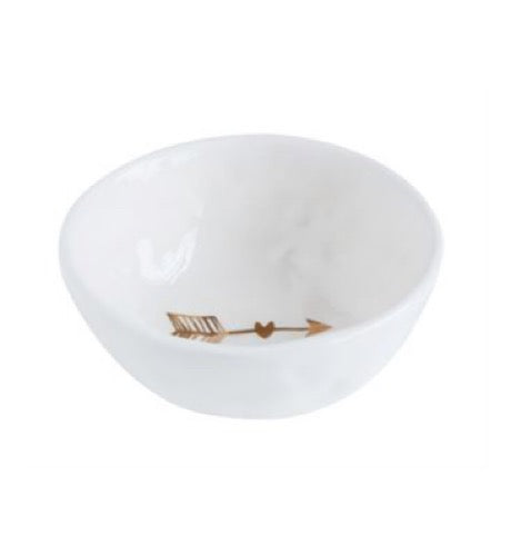 Love Arrow Ceramic Dish