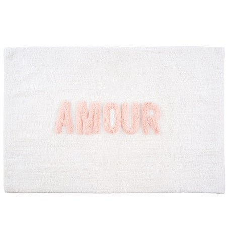 Amour Bath Mat