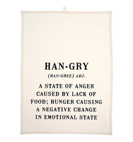 Han-Gry Tea Towels