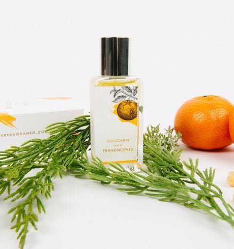 Mandarin And Frankincense