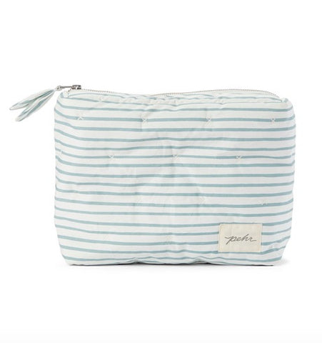 On The Go Travel Pouch, Deep Sea