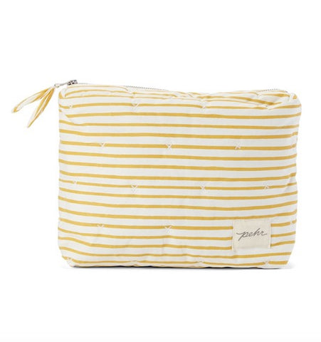 On The Go Travel Pouch, Marigold