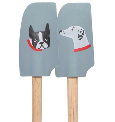 Dog Days Mini Spatulas, Set of 2