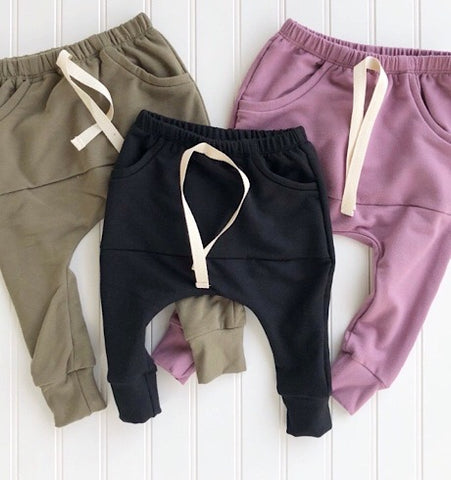 Pocket Joggers, Mauve