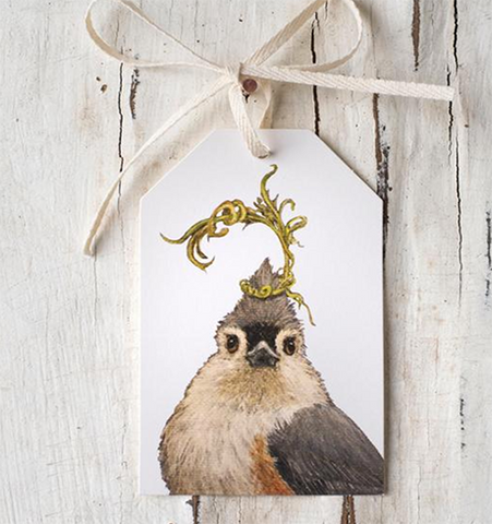 Songbird Gift Tag