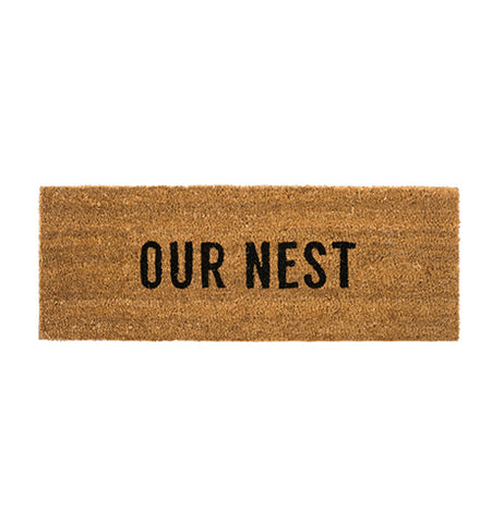 Our Nest Doormat