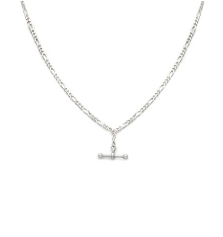 Albert Necklace - Silver