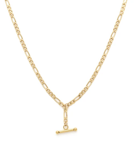 Albert Necklace - Gold