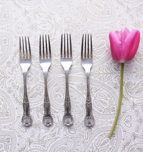 Antique Cake Fork