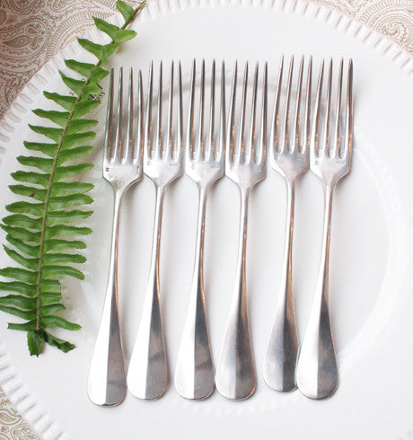 Antique Dinner Forks