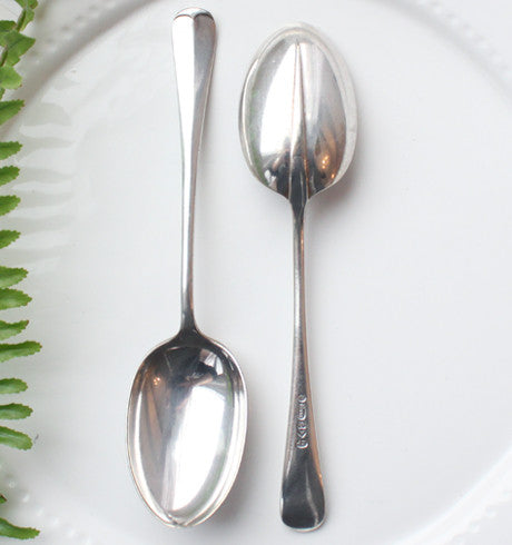 Antique Dinner Spoons