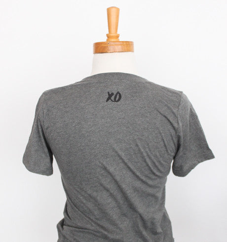 Mama T-Shirt, Dark Grey