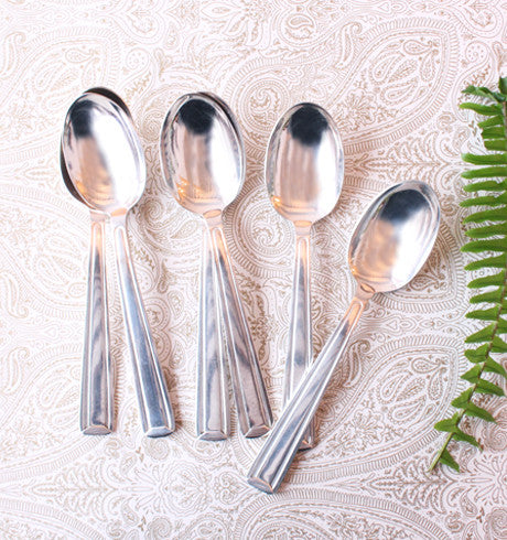 Antique Spoon Set
