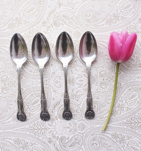 Antique Spoons Set