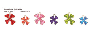 Polka Dot Crossbones Tags