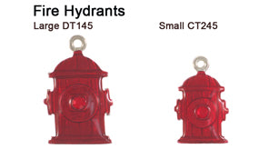Fire Hydrant Tags