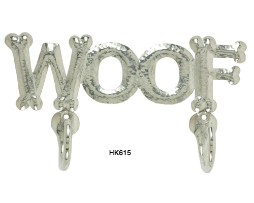 WOOF Double Leash Hook