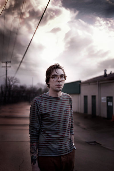 #5 Justin Townes Earle Limited Edition Print