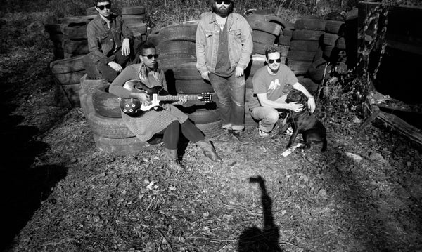 "Alabama Shakes, April 2013. 12x18"" archival photographic print"