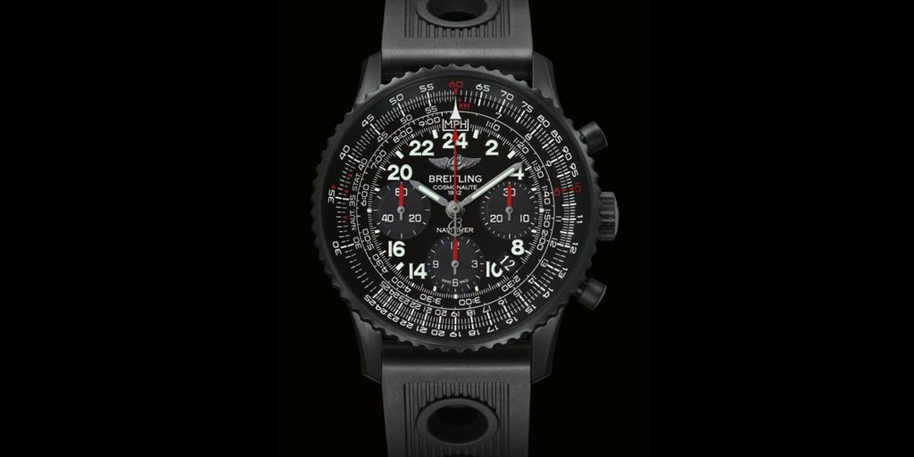 Breitling's Background