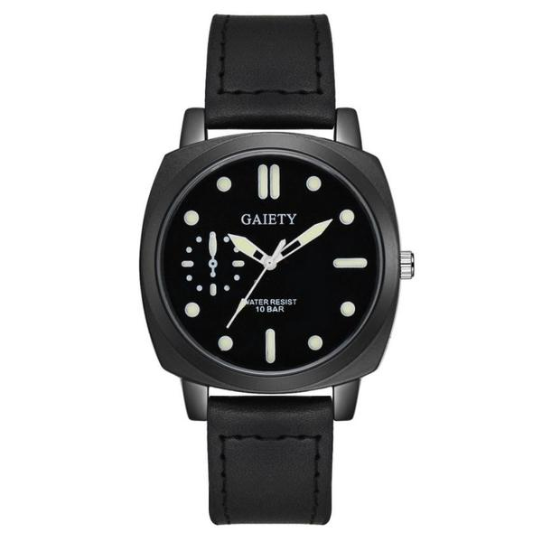 Military Panerai Style Watch with leather straps,sport and casual for you