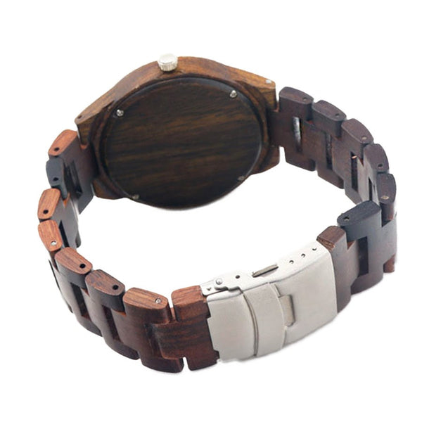Vintage Style wooden Watch