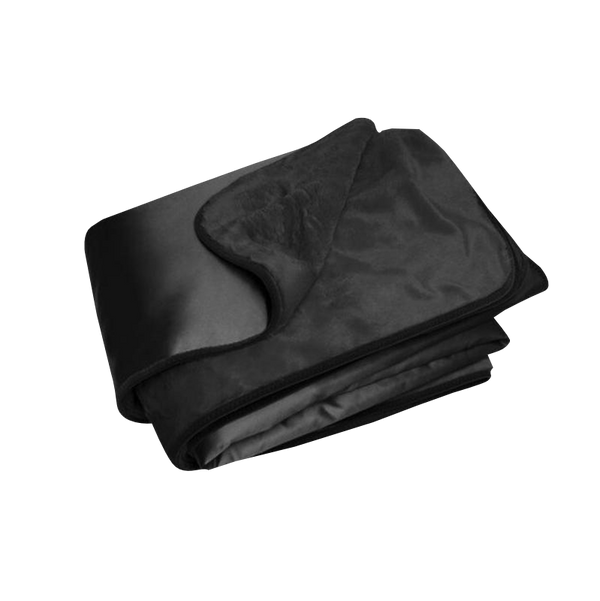 Black Label - Sex Throw, Water Resistant Blanket - Fluffy